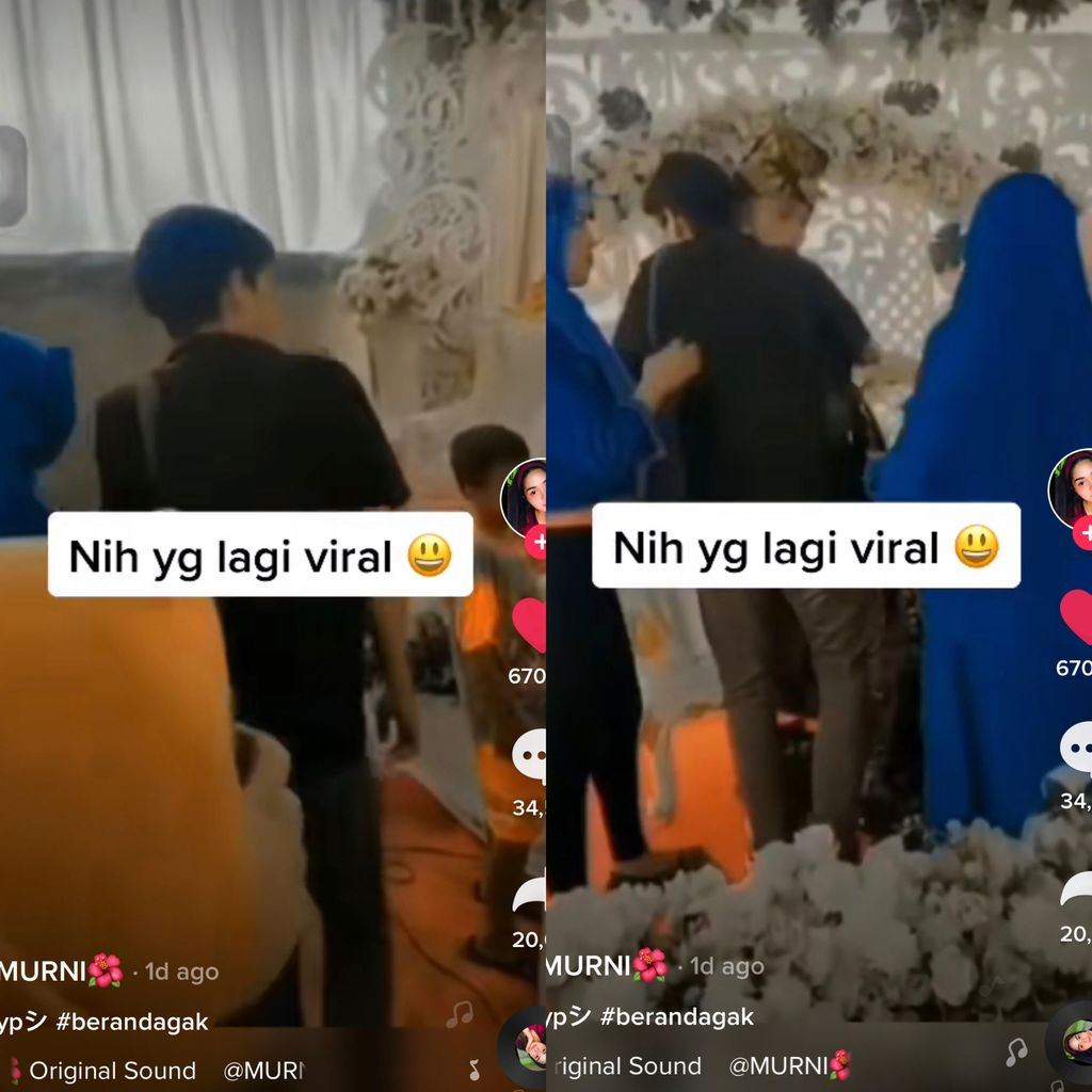 Kisah Adrian Hidayat atau biasa dipanggil Dayat. Ia datang ke nikahan mantan pacarnya, Aolina Alfia Lestari