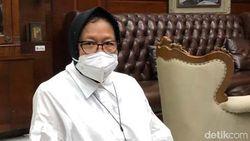 Jawaban-jawaban Risma Kala Ditanya Bakal Jadi Menteri Jokowi