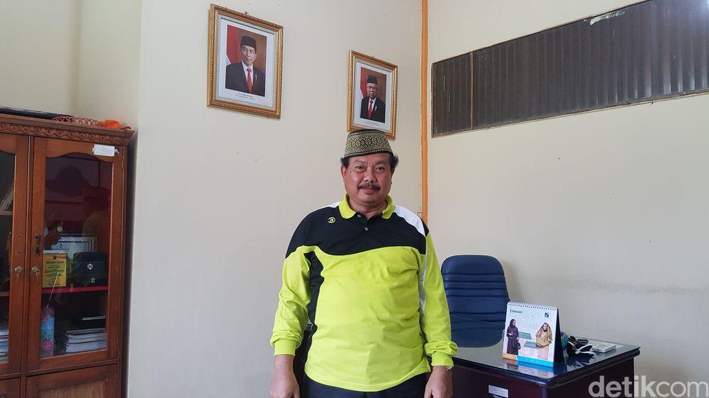 Agus Supardan,  Kepala Dinas Pariwisata dan Olahraga Kabupaten Sambas