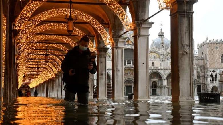 Banjir di Venesia