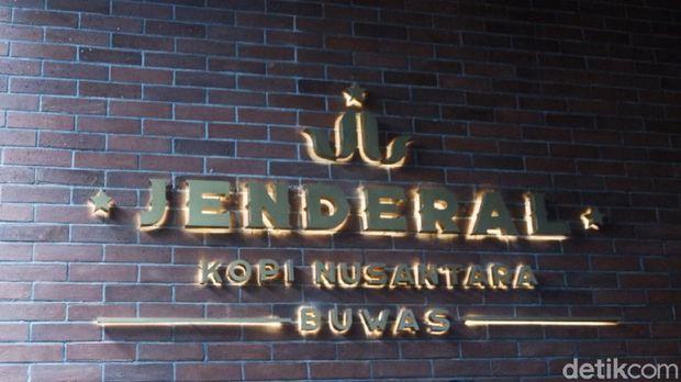 Buwas Kenalkan Kedai Kopi Jenderal Jilid II di Bandung
