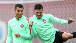 Pepe Bicara Soal Situasi Ronaldo di Juventus