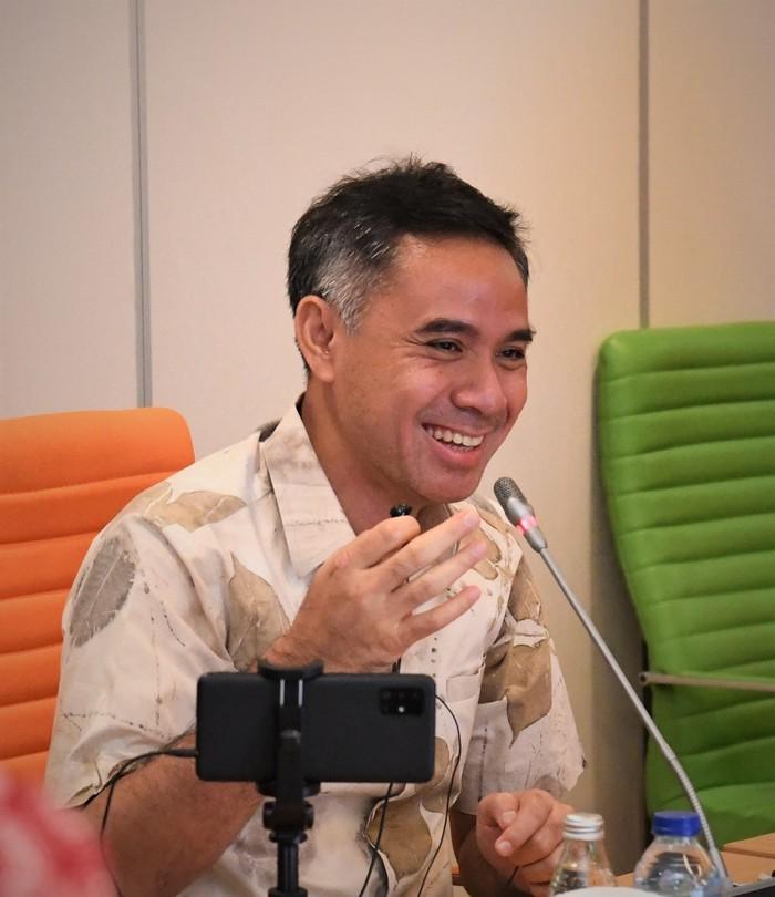 Direktur Jenderal Pendidikan Vokasi, Wikan Sakarinto