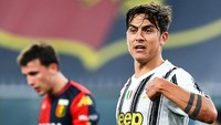 Inter di Ambang Scudetto, Dybala Sebut Musim Juventus Negatif