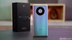 Huawei Bantah Akan Jual Seri P dan Mate