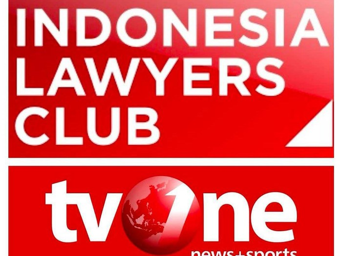 Indonesia Lawyers Club (Dok Tvone)