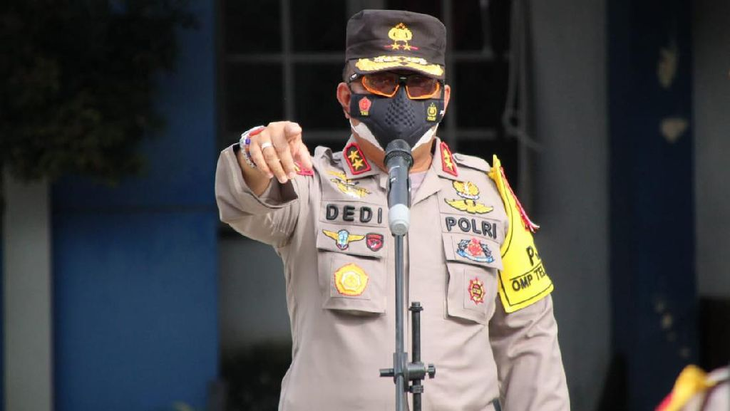 Kapolda Kalteng Raih MURI Tangani Predator Anak dan Stunting