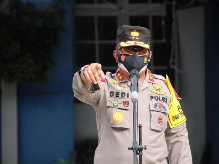 Kapolda Kalteng Irjen PolDedi Prasetyo