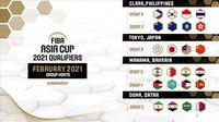 Lanjutan Kualifikasi FIBA Asia: Indonesia Tanding di Filipina