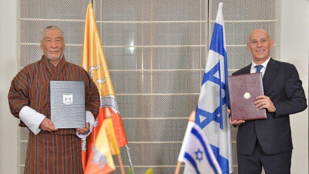 Bhutan Resmi Buka Hubungan Diplomatik dengan Israel, Ini Alasannya