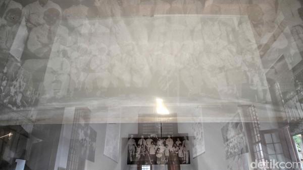 Pameran yang diselenggarakan oleh Galeri Foto Jurnalistik Antara (GFJA) ini menjadi rangkaian dari HUT Ke-83 Kantor Berita Antara.