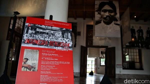 Pameran yang digelar oleh KITLV (Institut Kajian Asia Selatan dan Karibia Kerajaan Belanda), Galeri Foto Jurnalistik Antara, ANRI, dan Perpustakaan Nasional tersebut digelar mulai 11-16 Desember 2020.