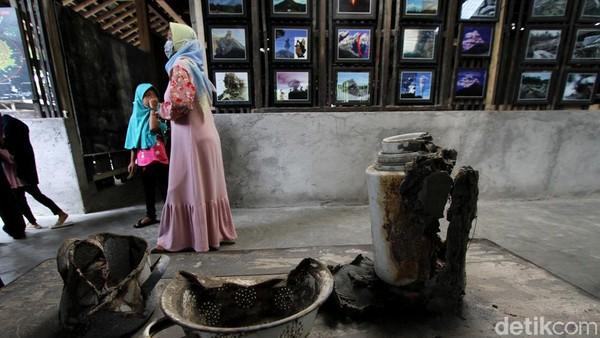 Museum yang menyimpan benda-benda letusan Merapi tahun 2010 tersebut masih ramai dikunjungi oleh wisatawan, baik di hari libur maupun hari biasa.