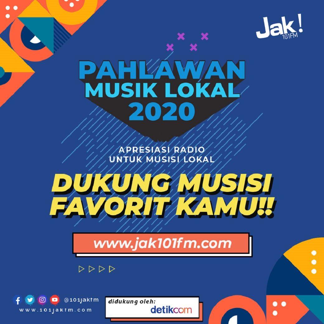 Pahlawan Musik Lokal 2020