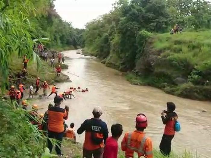 Pelda Eka Budi korban kecelakaan KA Brantas vs mobil patroli polisi di Sragen ditemukan tewas, Selasa (12/15/2020).