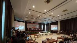 Pleno Rekapitulasi Pilbup Pangandaran, Kubu Adang-Supratman Walk Out