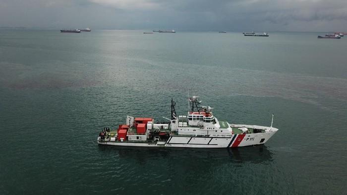 Quick Response Team (QRT) Direktorat Kesatuan Penjagaan Laut dan Pantai