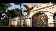 10 Foto Rumah Mewah Sule, Ada Lapangan Basket di Rooftop
