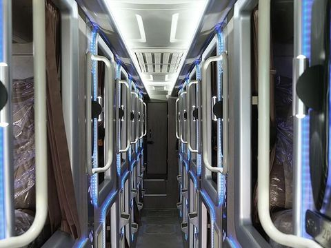 Sleeper bus Adiputro 'Dream Coach'
