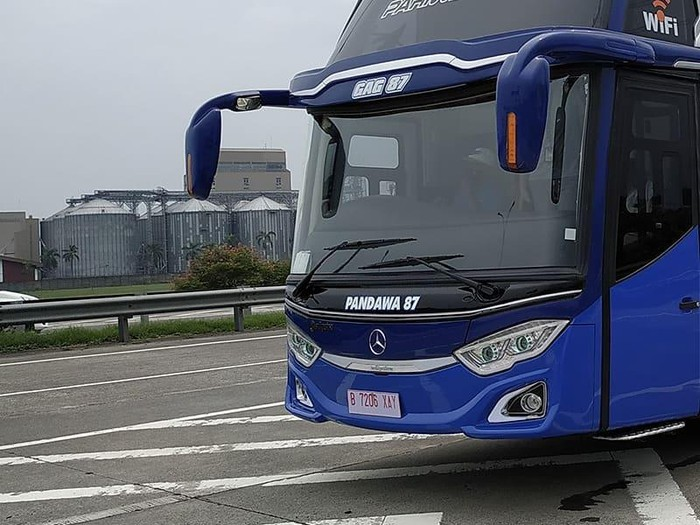 Sleeper bus Adiputro Dream Coach
