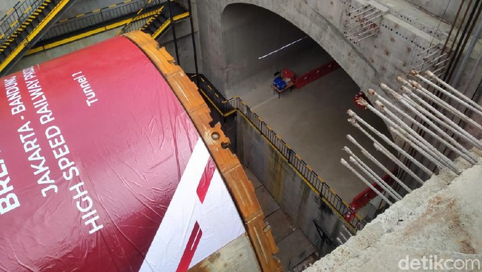 Terowongan Kereta Cepat
