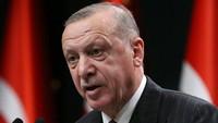 Biden Dukung Israel, Erdogan: Anda Menulis Sejarah dengan Tangan Berdarah