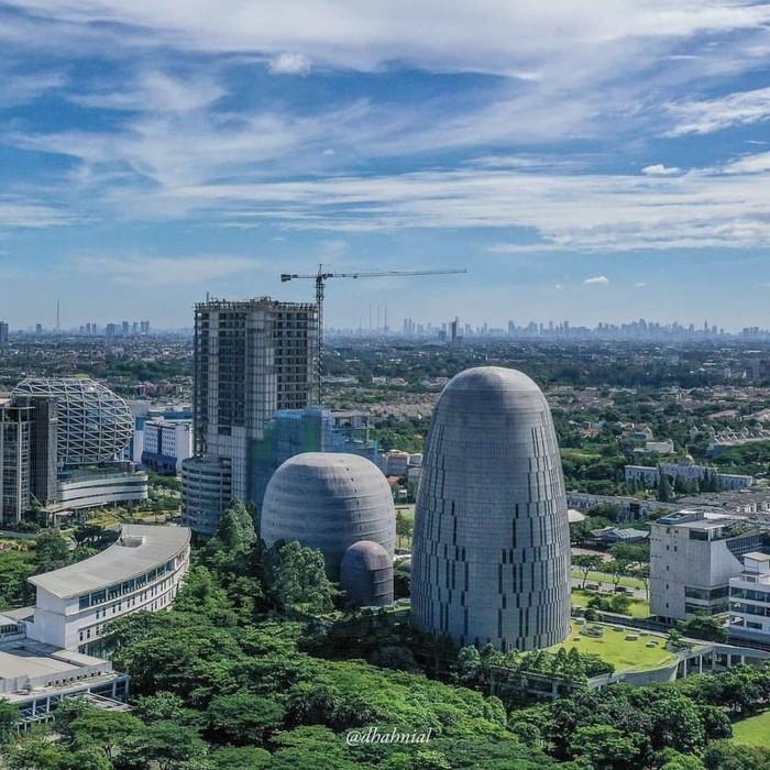 Universitas Multimedia Nusantara menjadi kampus swasta terhijau di Jakarta dalam penyelenggaraan UI Greenmetric 2020
