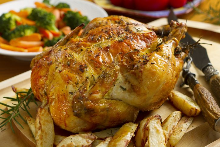 5 Tips to Make Juicy Soft Roasted Chicken, Easy to Cheat!