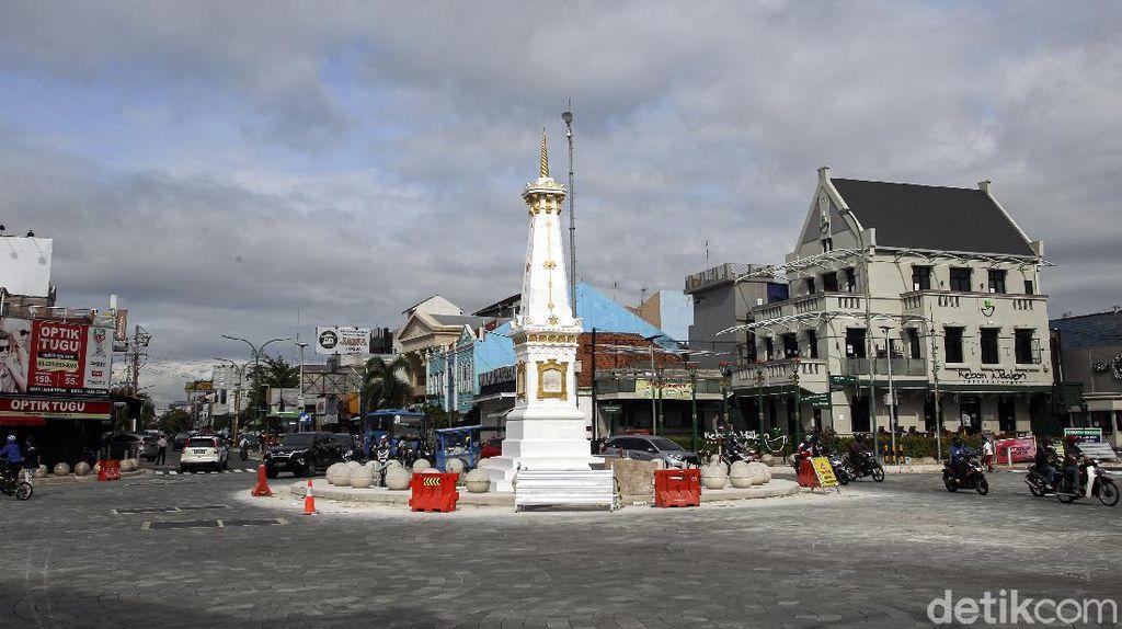 BMKG: Waspada Hujan Lebat dan Gelombang Tinggi di Yogyakarta