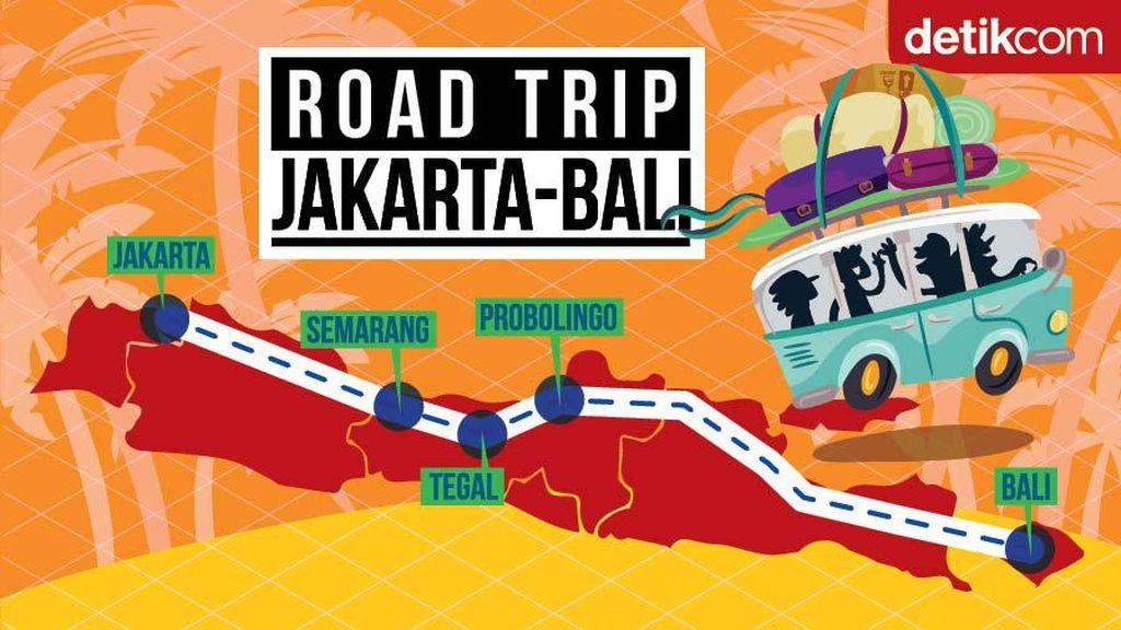 Road Trip Jakarta-Bali