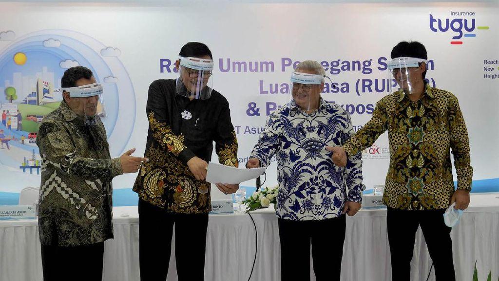 Laba Bersih Tugu Insurance Meroket di Tengah Pandemi