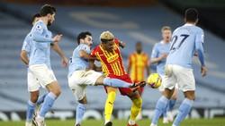 Imbang Lawan WBA Jadi Titik Balik Kebangkitan Man City