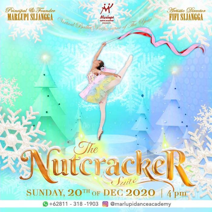 Marlupi Dance Academy Gelar Pesta Akhir Tahun Lewat The Nutracker
