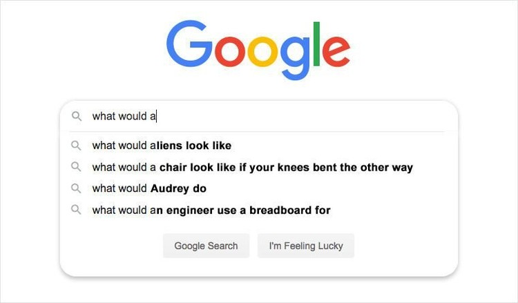 Pencarian Terkocak di Google, Absurd Banget!