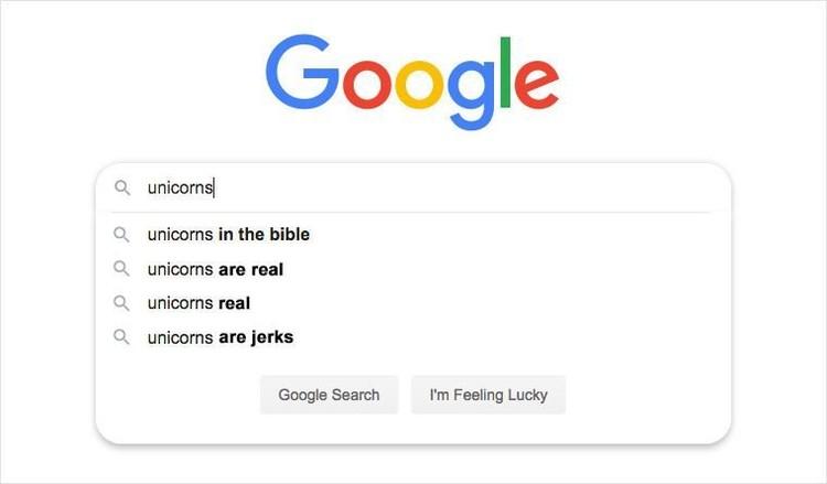 Beberapa pertanyaan dan pencarian kocak ini dialamatkan kepada Google. Nggak paham kenapa pertanyaannya bisa seabsurd ini.