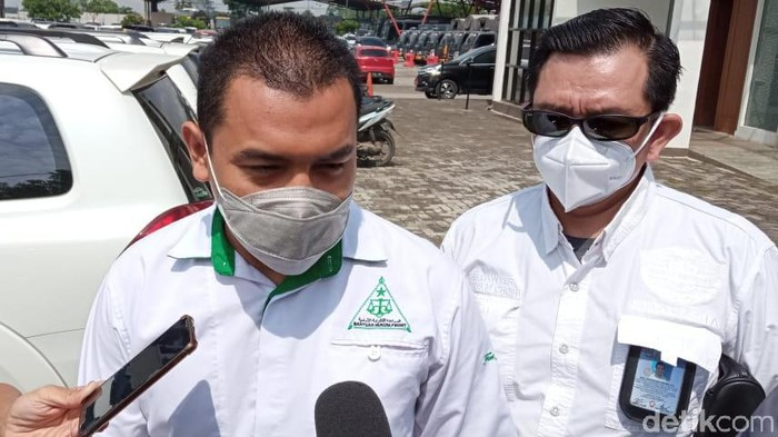 Pengacara FPI Azis Yanuar