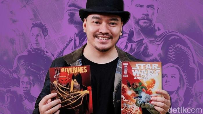 Podcast: Belajar dari Ario, Komikus RI yang Direkrut Marvel