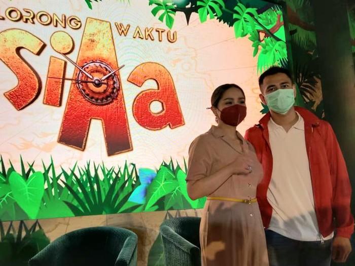 Raffi Ahmad dan Nagita Slavina ajarkan Pancasila lewat Lorong si AA