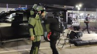 Simulasi Penanganan Teroris di Depo MRT Lebak Bulus, Terdengar Ledakan