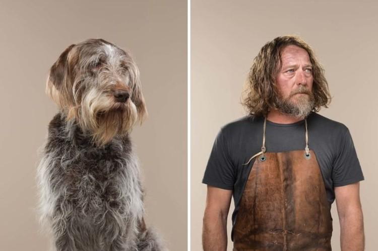 Anjing peliharaan sudah seperti bagian dari keluarga. Berikut ini adalah 10 momen majikan yang mirip dengan anjing kesayangan mereka.