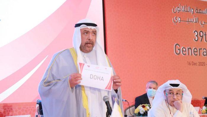Asian Games 2030 digelar di Doha, Qatar.