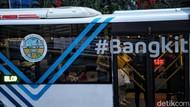 Selama Pandemi, 400-450 Ribu Orang Naik TransJakarta Tiap Hari