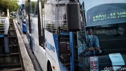 Simak! Transportasi Umum di Jakarta Alami Penyesuaian Selama Libur Lebaran