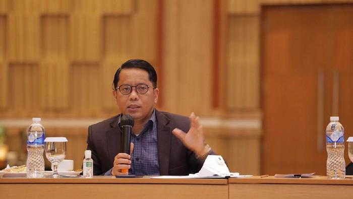 Dirjen Bimas Islam Kemenag, Kamaruddin Amin,
