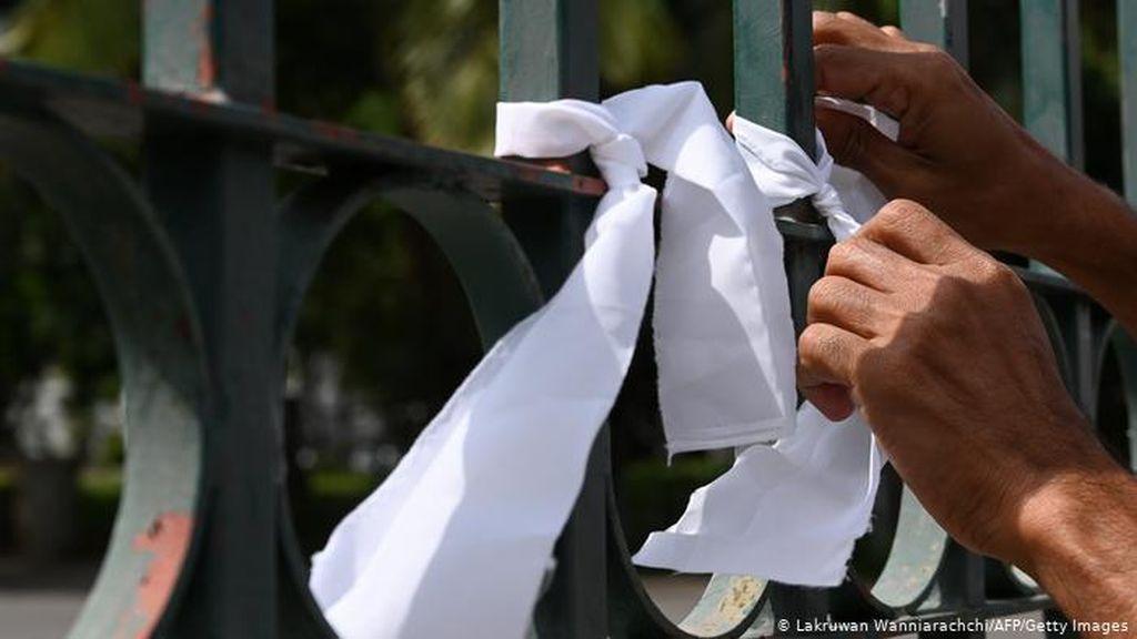 Kremasi Muslim Korban Meninggal Corona di Sri Lanka Picu Protes