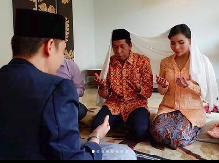 eva belisima dan kiwil menikah