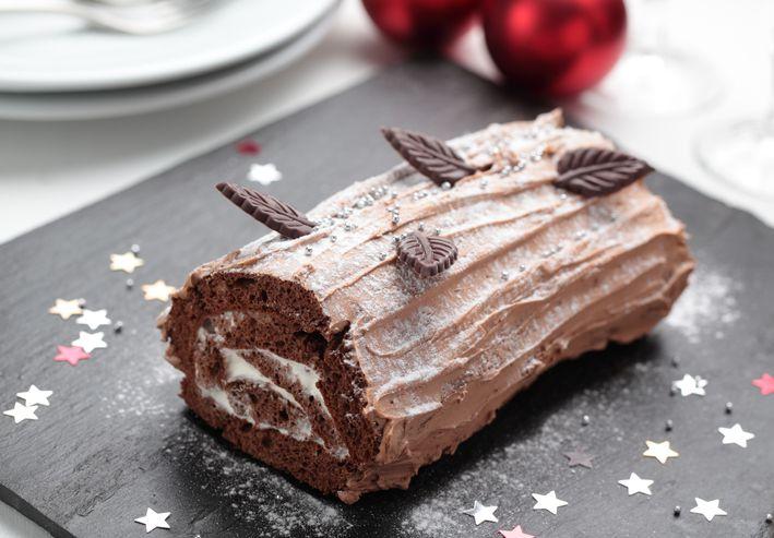 Yule Log, Bolu Gulung Berbentuk Batang Kayu Ini jadi Tradisi Natal