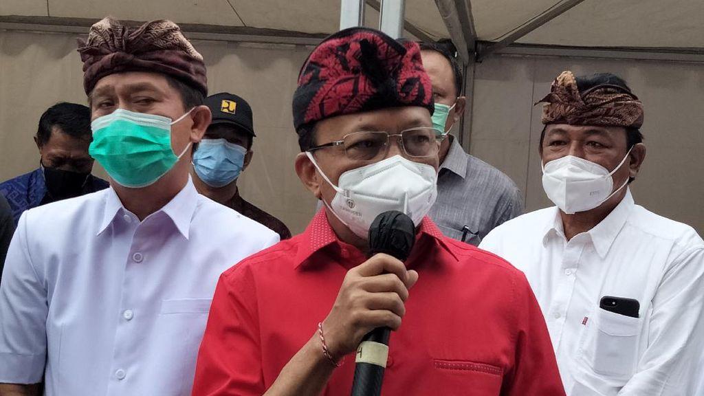 Masuk Bali Wajib PCR-Rapid Antigen, Koster: Kita Dapat Kontrol Khusus
