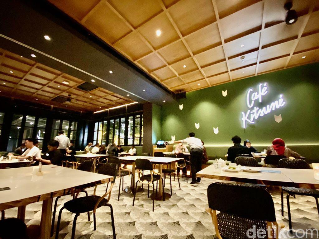 Hotspot November 2020 Cafe Kitsune