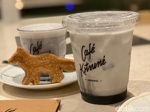 Plus-Minus Bersantap di Cafe Kitsune, Restoran Baru yang Lagi Hits di Jakarta